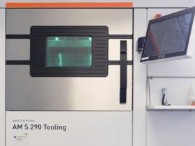 3D Drucker, Lasersintern mit AgieCharmilles AM S 290 Tooling
