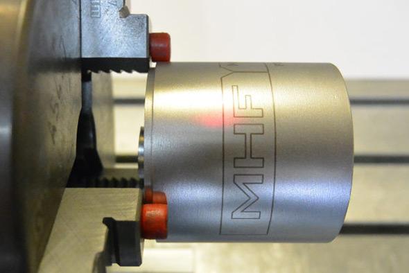 MHF Laser-Beschriftung C-Achse