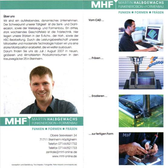 Unternehmen MHF